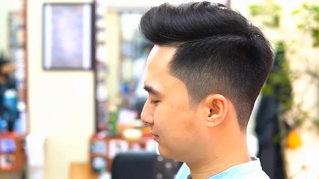 男生侧分发型之所以帅气,学会打理你也一样可以!
