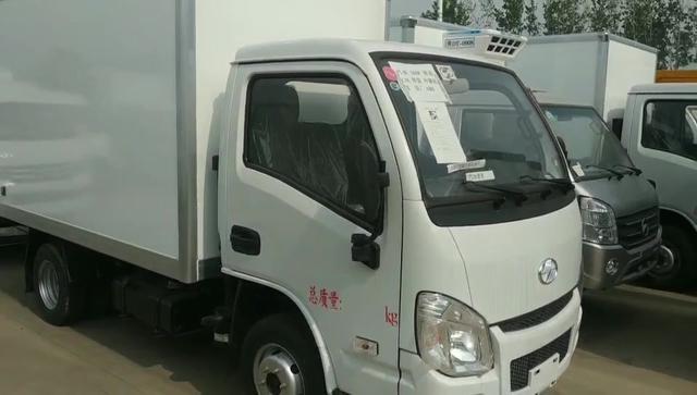 深圳2018年上汽跃进小福星 S50厢式货车_价格6.18万元-86货车网