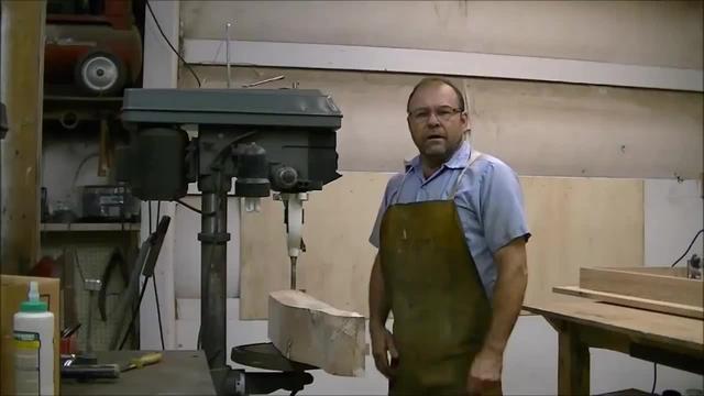 木工方孔钻的使用,何何在实木上钻一个方孔榫眼和榫头