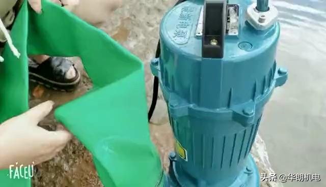 用1400kv无刷电机——Genius齿轮制造出强大的水泵
