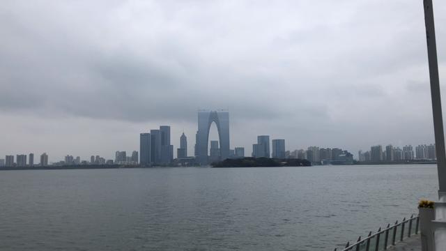 苏州5A景区金鸡湖,时尚旅游的新名片