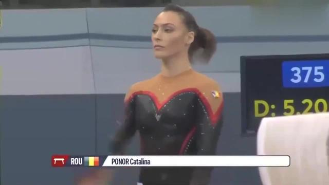 [体操]世界体操锦标赛:女子平衡木决赛_体操_视频_央视网