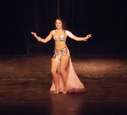 印度肚皮舞超级美!