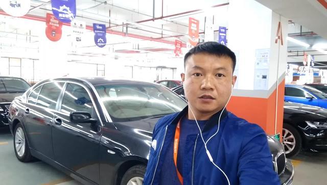 【温州二手车】2014年7月_二手宝马730 豪华型 ... _华夏二手车网