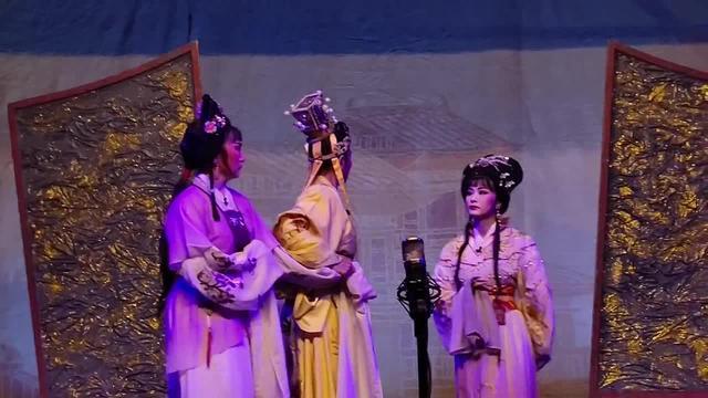 广东潮剧院一团演出《成康登基》——林燕云、王美芳主演