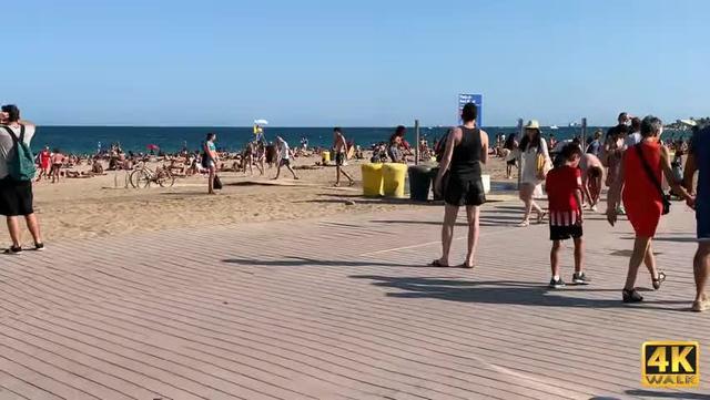 """海滩竟然分等级?来西班牙体验优质的""""蓝旗""""海滩! - 手机马蜂窝"""