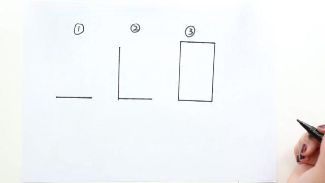 长方形简笔画大全儿童