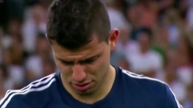 14年世界杯决赛后,梅西的泪水和德国人的欢呼就是竞技体育的残酷