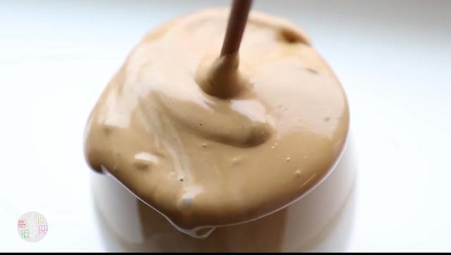 咖啡奶盖图片