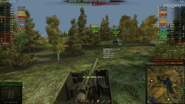 这才叫坦克大战,最后核弹攻击地动山摇绝对震撼!