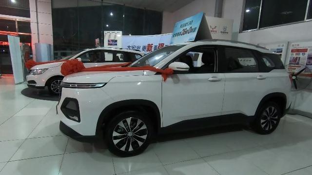 宝骏最贵的SUV亮相广州车展,尺寸接近昂科威,配1.8L/1.5T动力