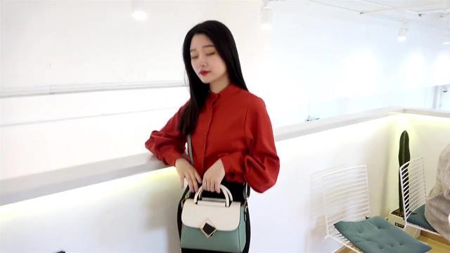 女士斜挎包包新款