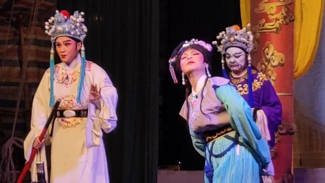 广东潮剧《包公会李后》小段——广东潮剧院一团演出