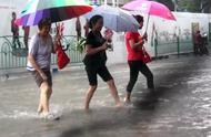 厦门暴雨致多处积水,未来11小时还有强降雨!请注意防范