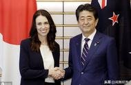 Mouth of awkwardness of favour of heart of A of New Zealand premier by accident, head visit Japan to