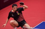 祝贺!许昕3-1林高远夺得男单冠军,加冕亚锦赛三冠王