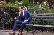 西装怎么穿比较好看 秋天男生的优雅穿搭