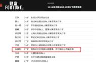 财富中文网发布2018年中国40位40岁以下商界精英榜,张康阳连续两年入围