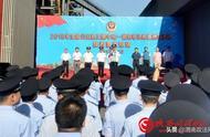 陕西省集中统一销毁非法枪爆物品 现场销毁枪支4000余支(组图)