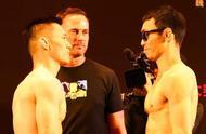 UFC深圳站两大蒙古摔跤手大打站立,中国黑力首秀一致且干净获胜