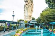 新加坡圣淘沙的鱼尾狮要被拆了,换成新景点