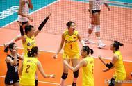 喜讯!七连胜!中国女排3比0美国,冠军稳了!附赛程和央视直播表