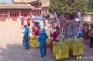 义县:社火传文化非遗进万家