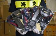 假冒LV、GUCCI等,2万余件假名牌在深圳口岸被查扣