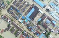 利奇马肆虐|一转眼水已淹到两层楼,台州临海市遭遇严重城市内涝
