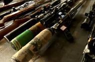 六安警方集中整治销毁非法枪爆物品