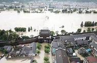 天佑临海!多支救援力量奔赴临海,洪水水位正逐渐下降