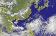 台风利奇马发力,华东将迎今年第一个强台风,美国预报最强17级