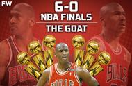 为何称乔丹为NBA历史第一人?看了这六大理由你就明确了