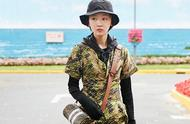 Master exclusive modelling of Zhou Dongyu, of schoolgirl of the sprat that repair refine wear take s