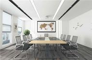 今天的办公空间大多是公共型,而在公共办公空间,办公家具的摆放往往不固定,考虑到功能差异化、个性化设计、效率匹配等,办公家具摆放不同于标准办公室,队列的大小是设置的,公共办公空间中的桌子通常不是直桌式,