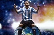 梅西被南美足联禁赛3个月罚款5万美金