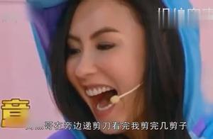 谢娜分享与张杰为女儿剪发日常,俩人呢喃吐槽对方手法太幸福了!