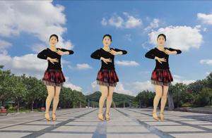 情歌健身广场舞《你怎么说》动感时尚,你心里根本没有我!