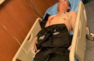 杭州一小区多名保安被捅伤:涉案3人被带走,疑因停车起冲突