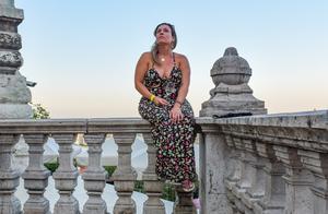"""匈牙利""""渔人堡"""",布达佩斯最美观景台,成俊男靓女约会热门之地"""