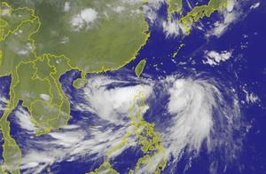 台风丹娜丝来势汹汹!6号台风最快今天生成,恐将产生藤原效应