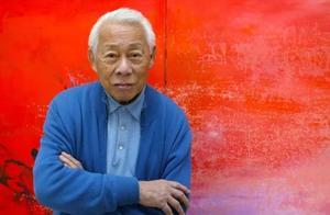 赵无极油画,以5.1亿港币拍卖成交,成为亚洲油画世界拍卖纪录