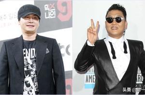 韩国歌手PSY承认认识刘特佐 介绍他认识YG社长