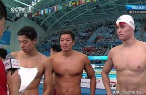 孙杨200米自由泳决赛有没有霍顿