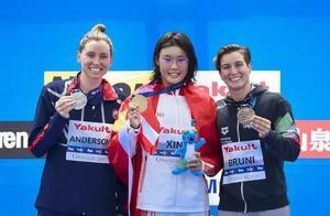同济大学姑娘夺游泳世锦赛公开水域冠军!零的突破!中国历史首金
