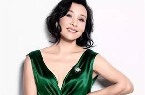 真性情演员陈冲,一个眼睛、眉毛都会演戏的女人