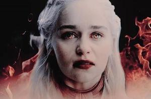 龙妈变疯后火烧君临城后,最后一条龙也死了?