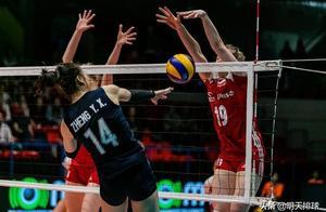 如果波兰3-2战胜德国 中国女排还有机会晋级吗?
