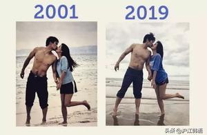 18年了,我还是一样爱你!韩明星夫妇的甜蜜日常