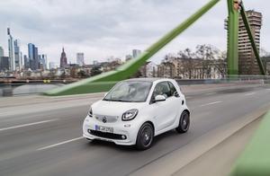smart fortwo新增车型上市,售价13.38万起